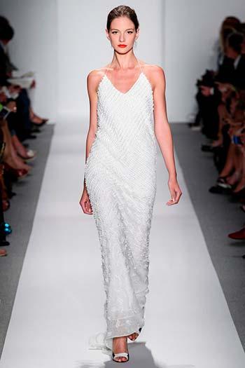 Білі сукні весна-літо 2014