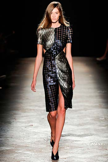 Короткі нарядні сукні 2014
