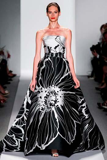 Модні бальні сукні 2014