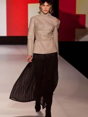 Модні довгі спідниці «до підлоги» 2014