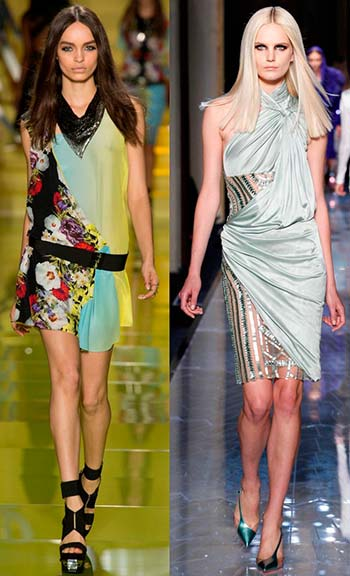 Модні літні плаття 2014