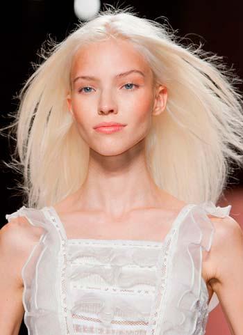 Модний колір волосся весна-літо 2014
