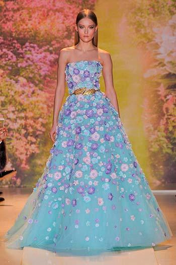 Найкрасивіші сукні 2014