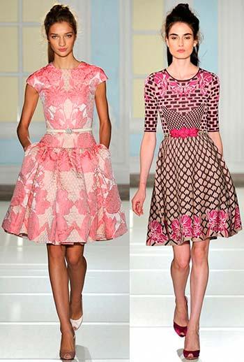 Сукні в квіточку 2014
