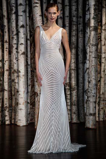 Весільні плаття 2015 від Naeem Khan