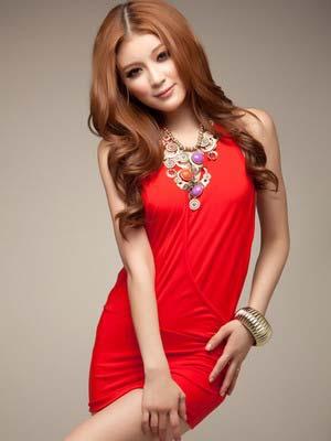 Такі як на фото короткі червоні сукні 2014 – відмінні варіанти для будь-якого  випадку. Модні червоні сукні 2014 ... d5715e0c35362