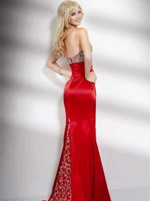 Модні червоні сукні 2014 Модні червоні сукні 2014 ... 04a8052bd63a1