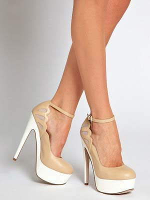 Модні літні туфлі 2014