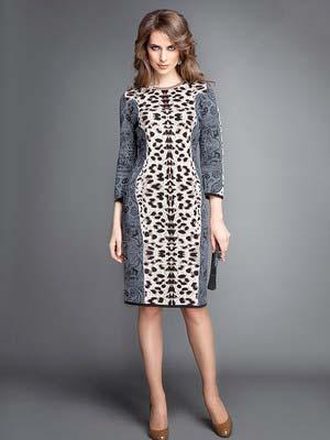 Трикотажные платья, фото