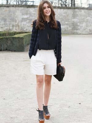 Модні жіночі шорти на літо 2014 – Любов + Мода 9250e207805eb