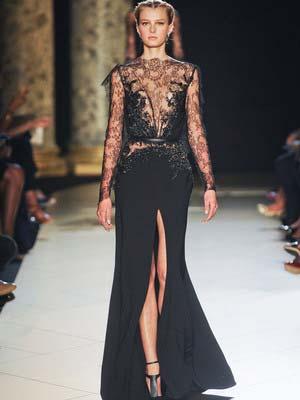 Стильні вечірні сукні 2014
