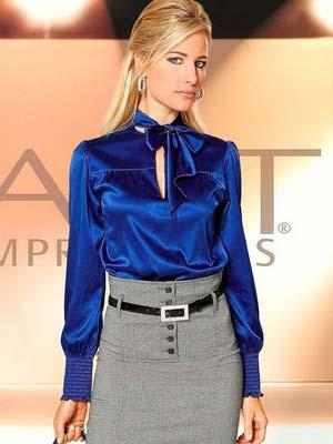 Блузки Из Шифона 2014 Фото
