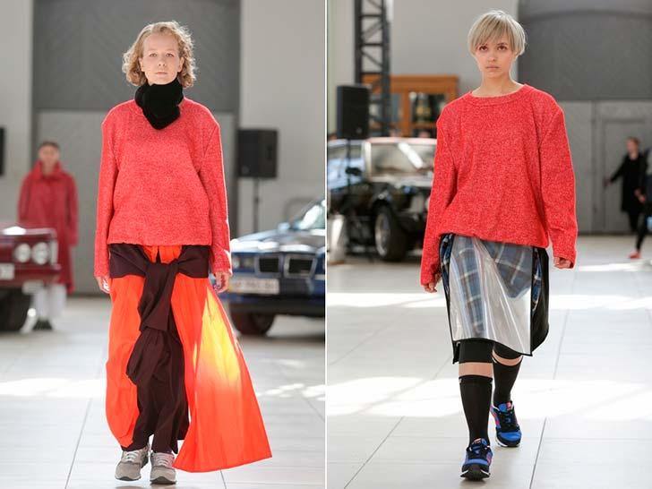 Мода для повних осінь-зима 2014-2015