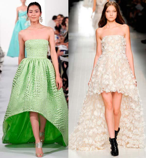 Модні вечірні плаття 2014