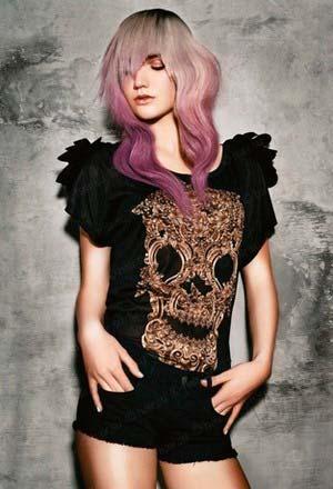 Модний колір волосся 2014