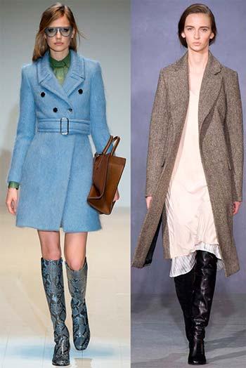 Пальто осінь зима 2014 2015 любов мода