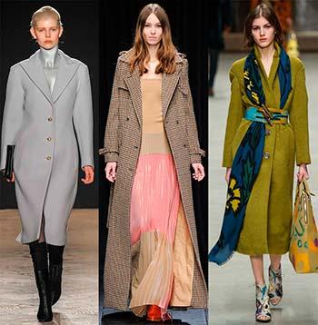 Зима 2014 Мода Верхняя Одежда