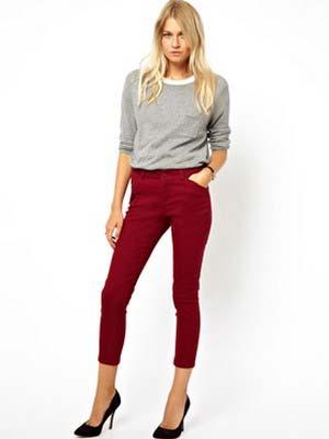 З чим носити жіночі брюки