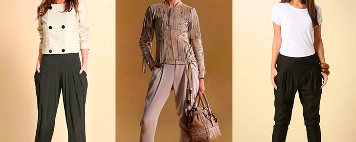 Жіночі брюки-банани 2014 – Любов + Мода 7ab567de8dc2f