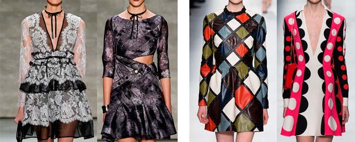 Модні короткі сукні осінь-зима 2014-2015 – Любов + Мода 1974265eb38f1