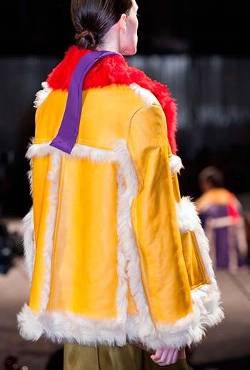 Модні жіночі дублянки 2015