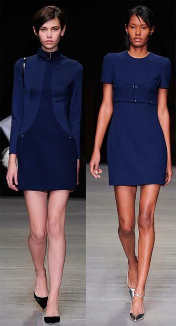 Модні сині сукні 2015
