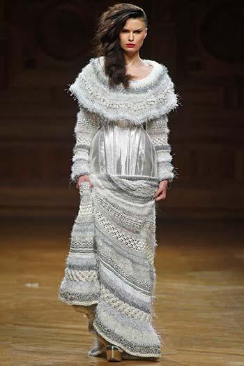 Теплі зимові сукні 2015