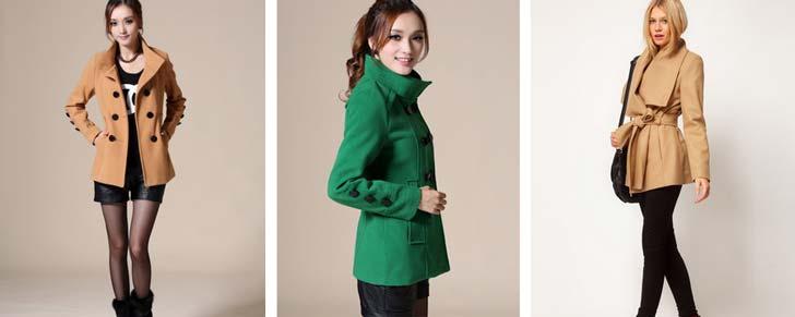 Жіночі короткі пальто на 2015 рік (з фото) – Любов + Мода c49c93740f60b