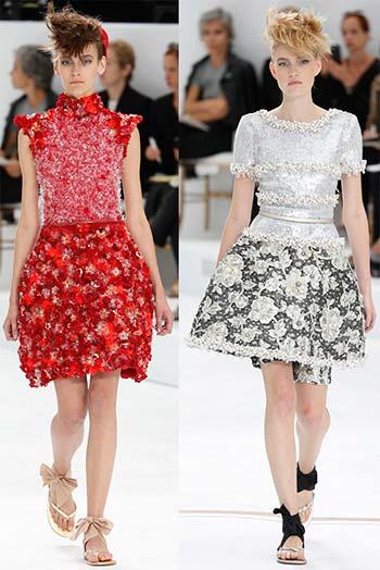 Сукні з квітами 2015