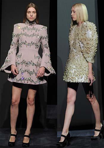 Блискучі сукні зі стразами і паєтками 2015