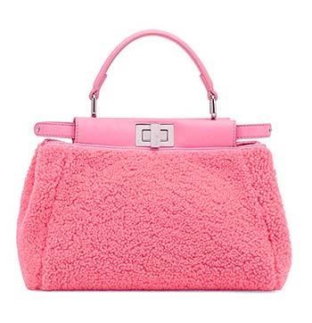 Рожеві і коралові сумки 2015