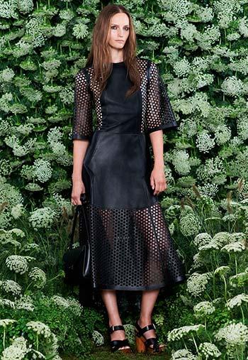 Модні чорні сукні 2015