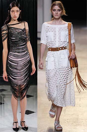 Модні літні плаття 2015