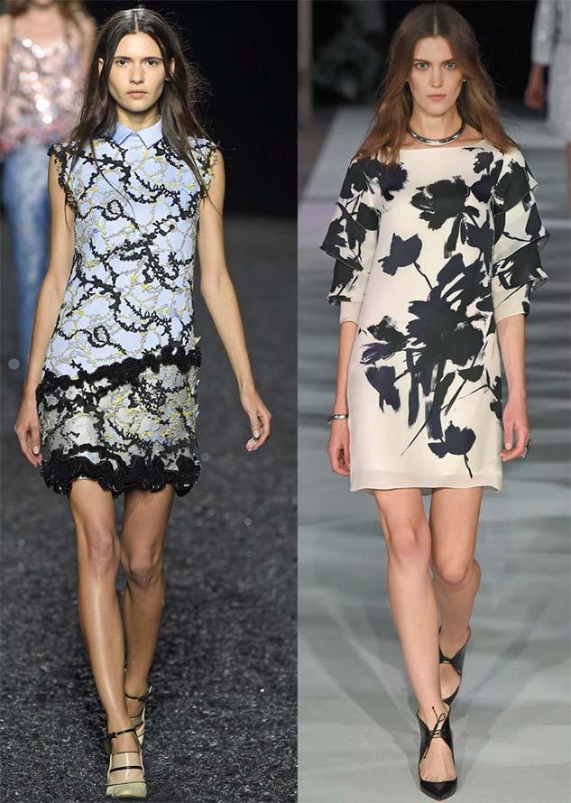 Плаття А-силуету літо 2015