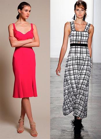 Модні літні плаття 2016