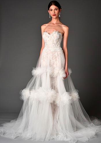 Найкрасивіші весільні сукні 2017