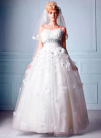 Пишні весільні сукні 2016