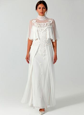 Романтичні весільні сукні Temperley 2017