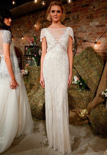Весільні сукні Дженні Пекхем 2017