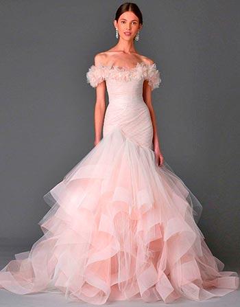 Весільні сукні Marchesa 2017