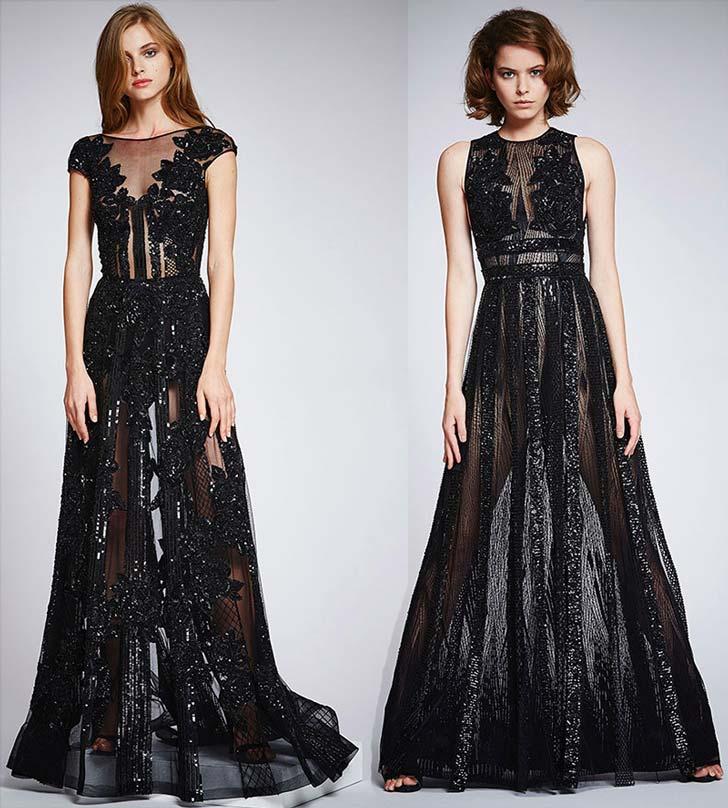 Модні сукні зима 2017