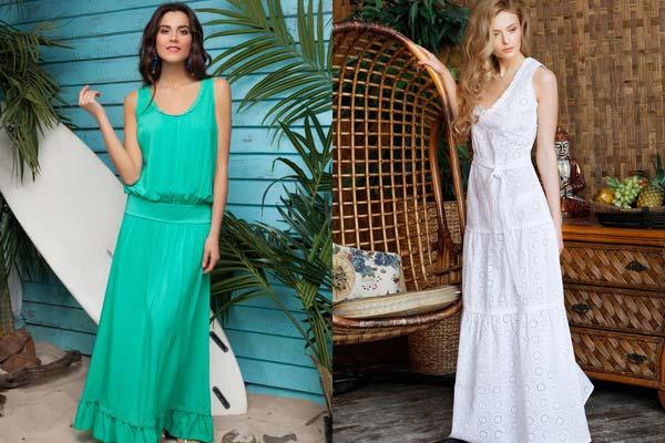 Сарафани на літо 2017: модні новинки