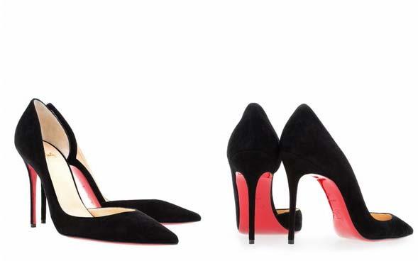 Замшеві лабутени  модні туфлі і чоботи – Любов + Мода d15a7256144d5