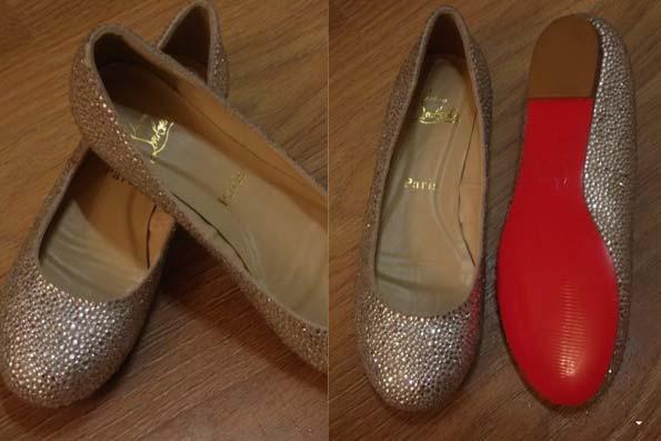 Лабутени без каблука  взуття для справжніх знавців – Любов + Мода ... a2e442b8f5a22