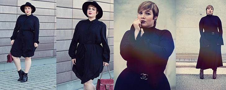 Мода для повних жінок 2018: головні тенденції року