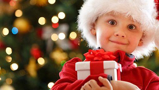 Обираємо новорічний подарунок для дитини