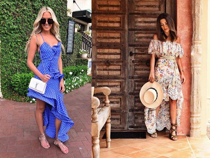 Модні літні сукні 2021 фото